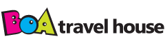 BOA TRAVEL HOUSE LOGO